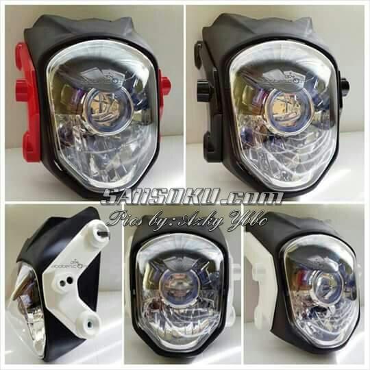 Headlamp Honda MSX125 Untuk Honda Verza