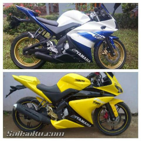 Pusat Modifikasi Custom: Full Fairing Yamaha New Vixion Lightning