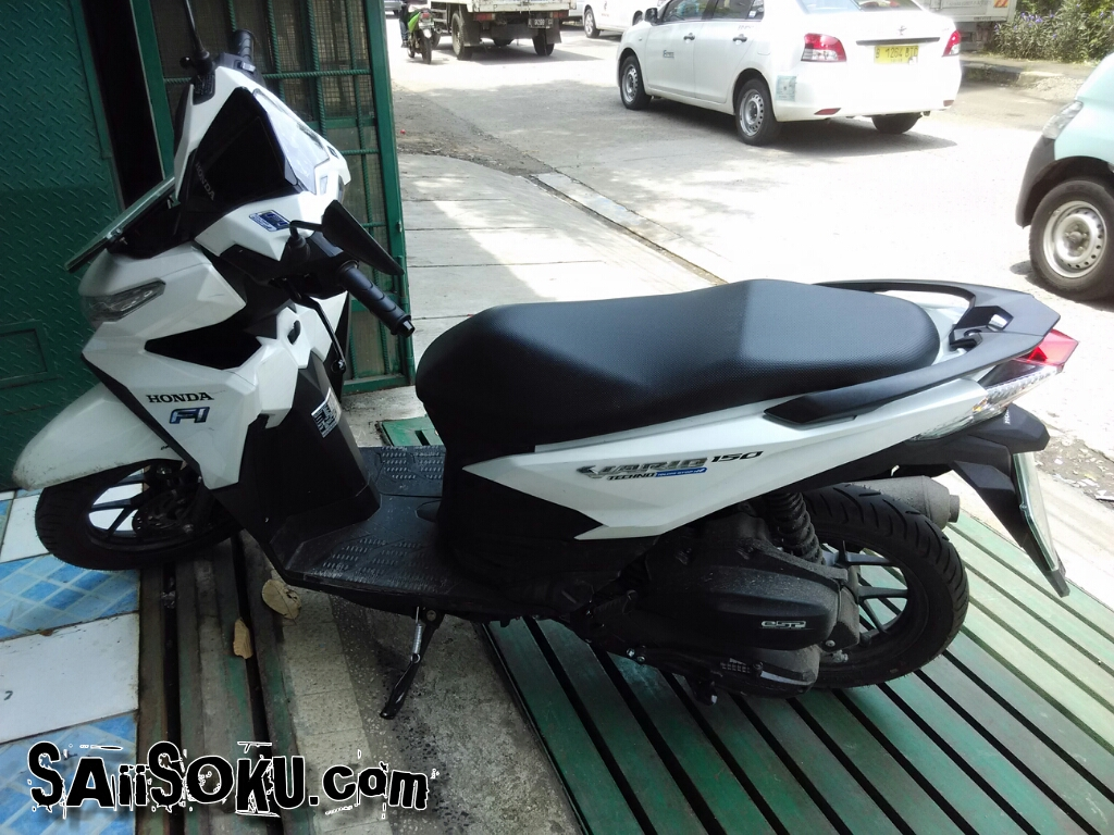 First Impression With Honda Vario 150 ESP SAiiSOKUcom