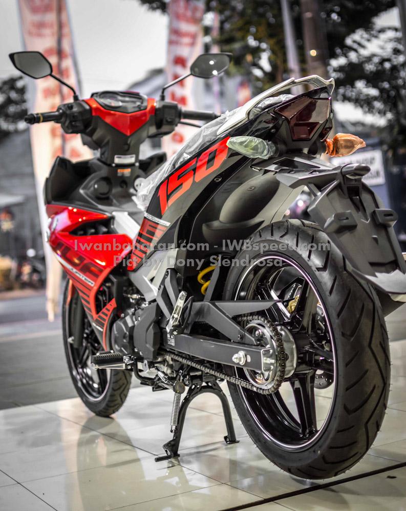 Perbedaan Yamaha Jupiter MX 150 Dan Jupiter MX King 150 SAiiSOKUcom