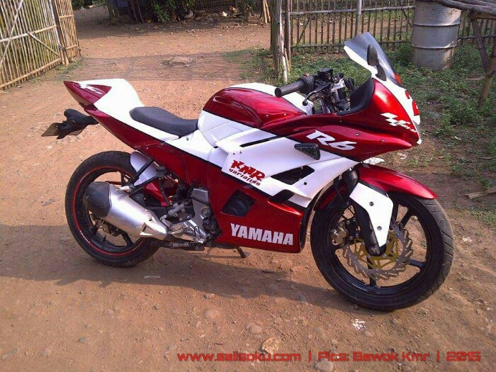 ide modifikasi byson full fairing r25