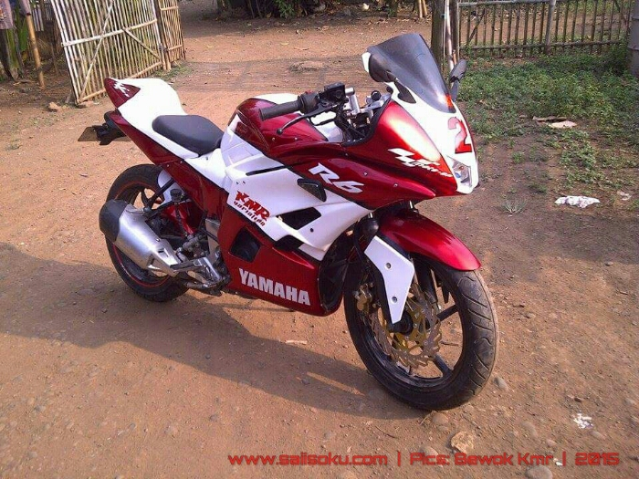 Top modifikasi byson full fairing r25