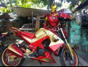 motornya ironman