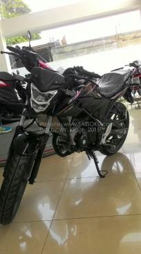 All new Honda CB150R black.jpg