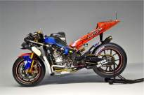 Diecast-yamaha-m1-spiderman