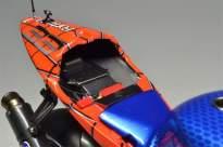 Diecast-yamaha-m1-spiderman